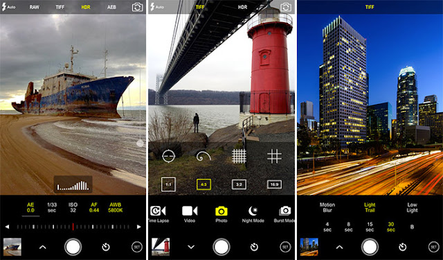 Top 5 Best Camera Apps For iPhone X Like DSLR Photos