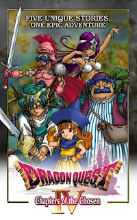 Dragon Quest IVIV V1.0.5 MOD Apk + Data ( Unlimited Money )