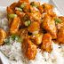 Apelsininė vištiena / Orange Chicken