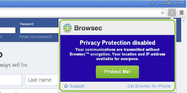 شرح تحميل اضافة تغيير الاي بي لجوجل كروم Download Browsec