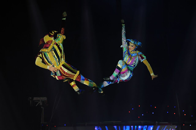 the moscow circus puteri harbour johor