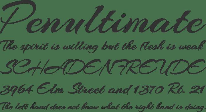 Download Font Edisi Februari 2017 - Arizona Font
