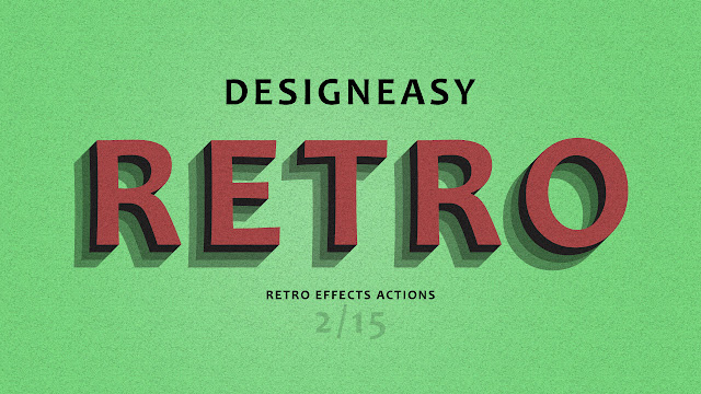 retro%2B2 Retro Effects Actions for Photoshop Available on Adobe Exchange templates