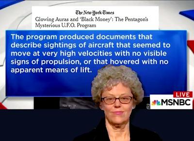 Secret UFO Pentagon Program Explained By Leslie Kean | INTERVIEW – VIDEO