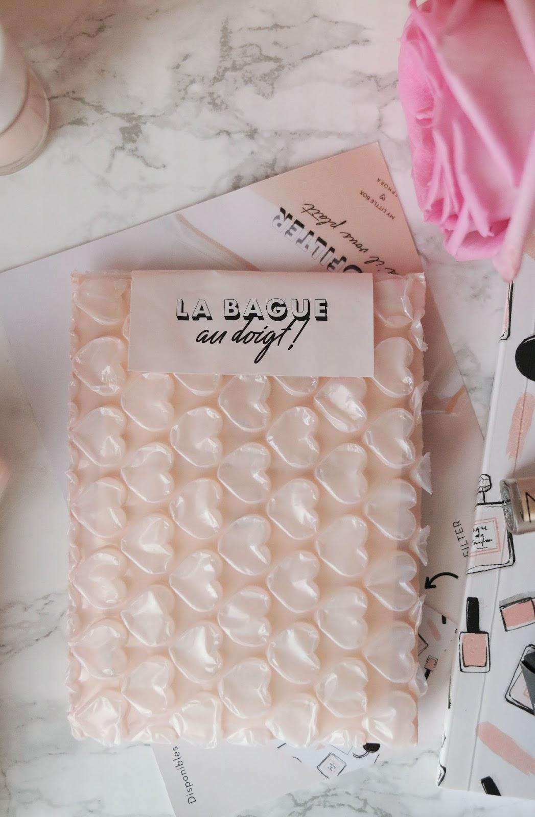 mylittlebox , my little box x sephora , #nofilter , no filter box , rose mademoiselle , rosemademoiselle, mars 2017 , box beauté , my little paris , nars , made in séphora