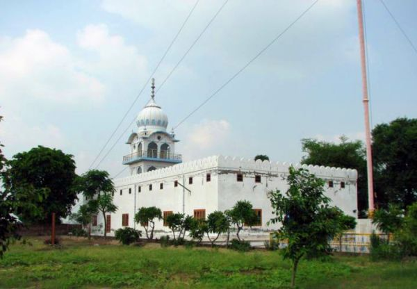 Historical Gurudwara Sikh Temple Sri Bhaur Sahib Dulon Kalan Punjab Wallpaper Photo & pics