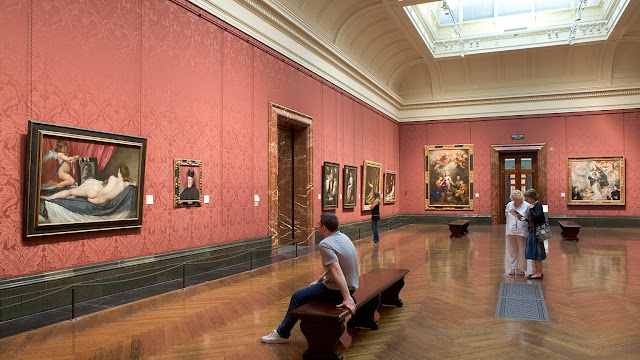 National Gallery em Londres