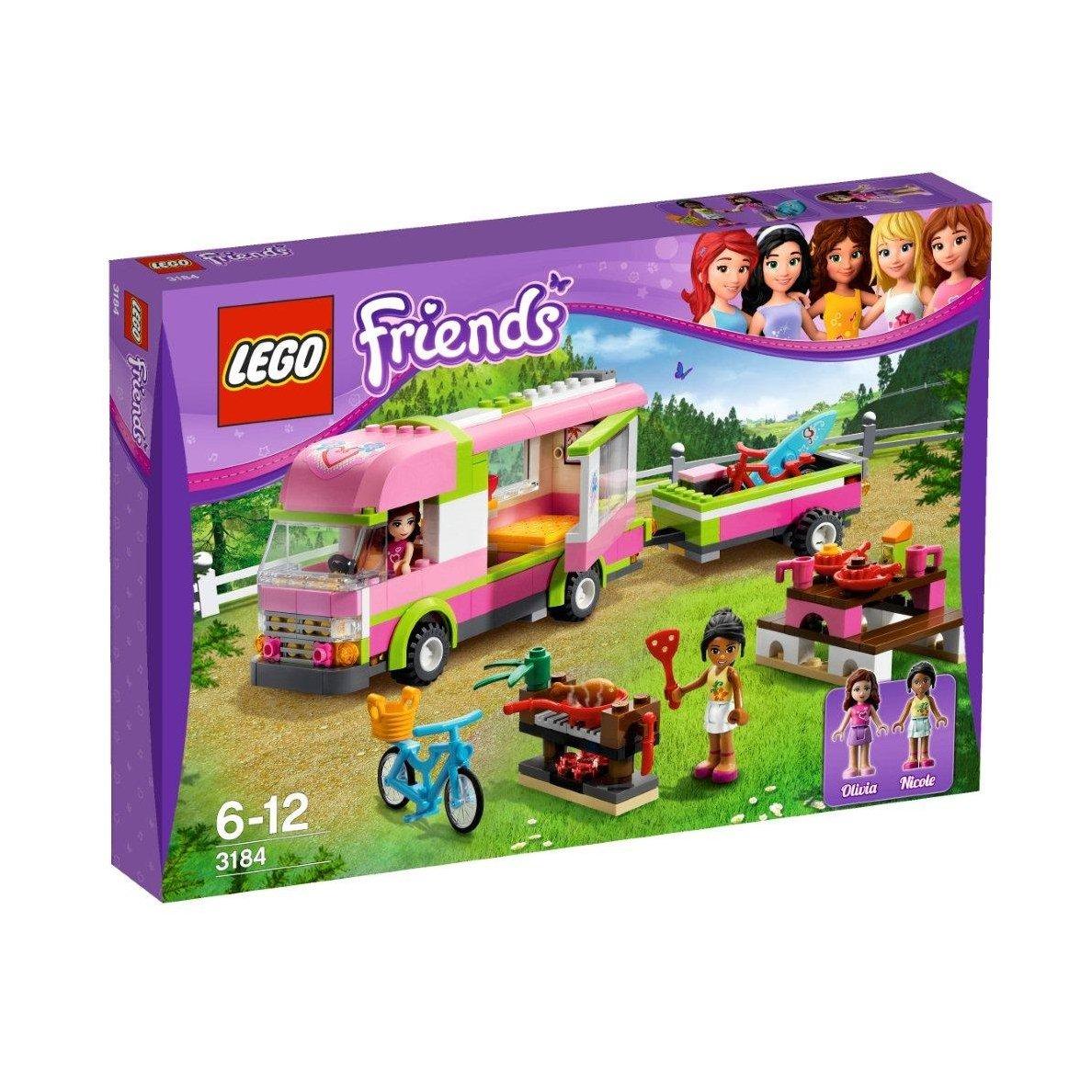 Brick Friends: LEGO 3184 Adventure Camper