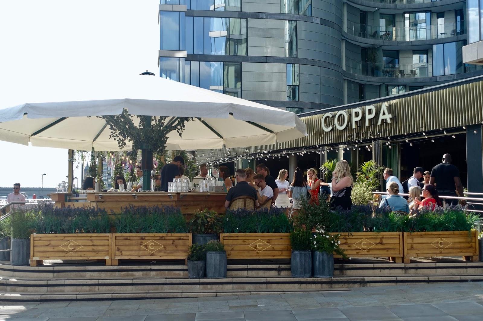 Coppa Club Tower Bridge London