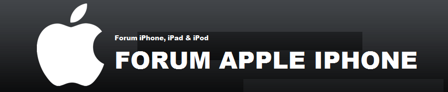 Forum iPhone, iPad & iPod