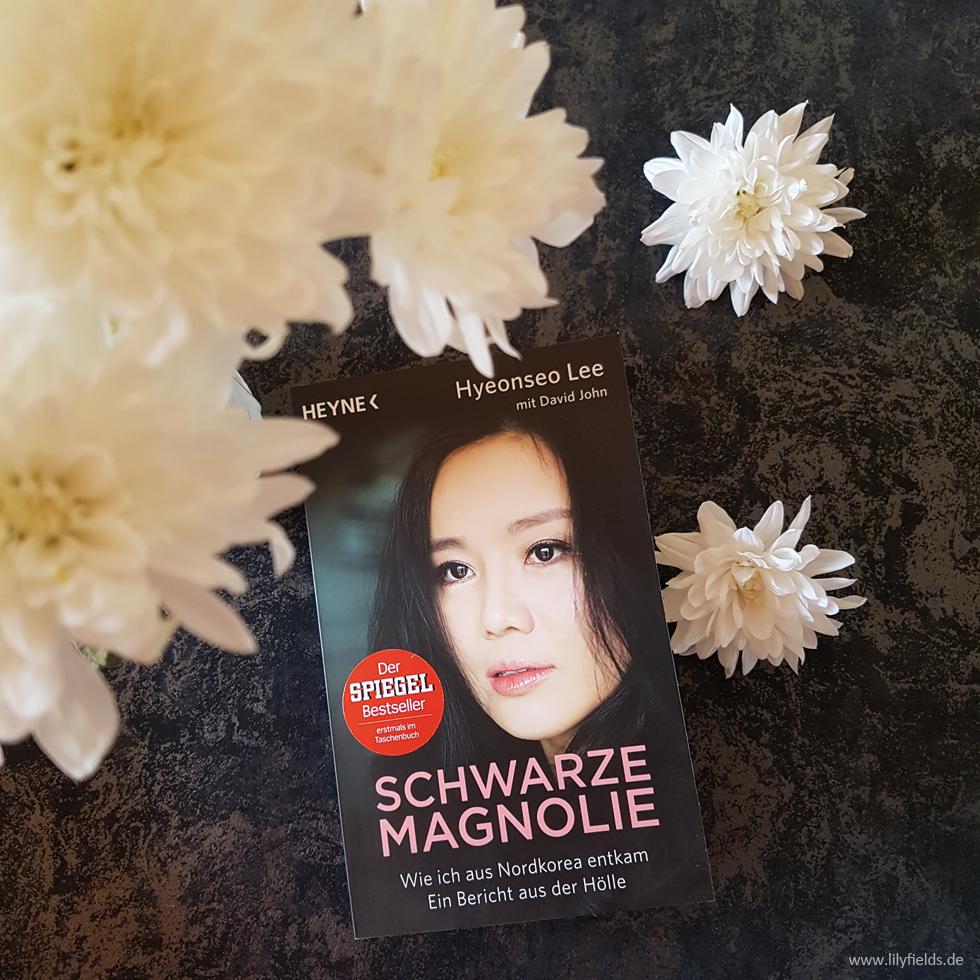 Buchvorstellung - Schwarze Magnolie von Hyeonseo Lee