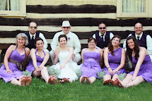 Barefoot Bridesmaids Reception