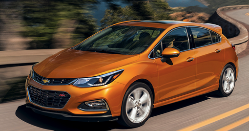 2021 chevrolet cruze hatchback review  cars auto express