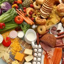 Chế độ ăn uống hợp lí giúp bạn có thân hình đẹp