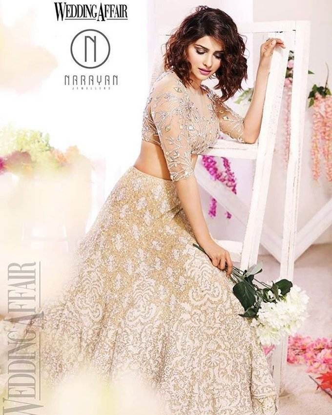 Prachi Desai For Wedding Affair Magazine Photo Shoot 2017