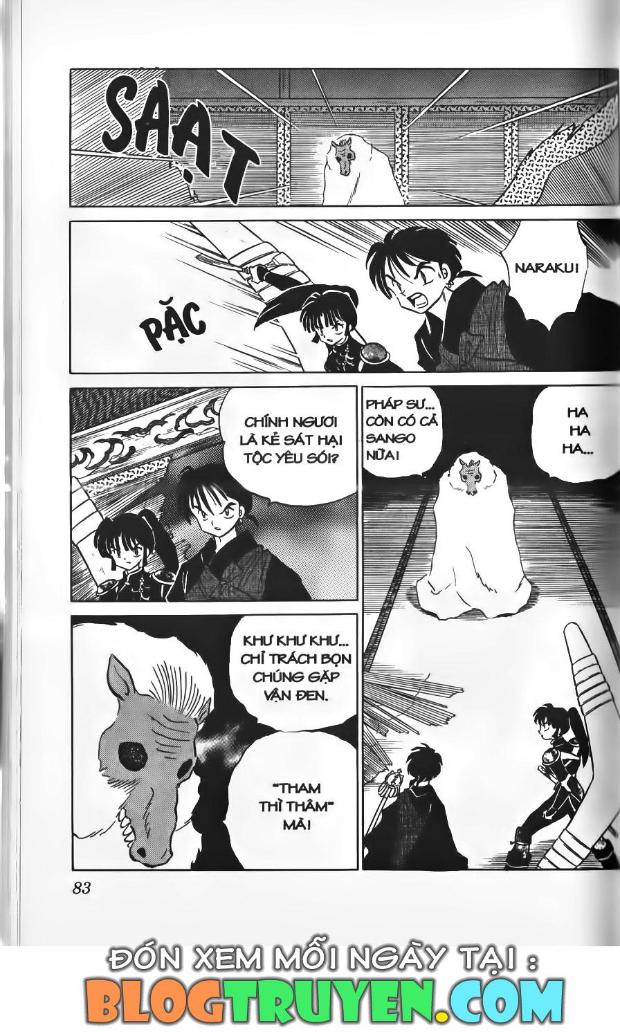 Inuyasha vol 15.5 trang 8