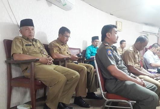 DPRD Kota Padang Setujui LKPD Tahun Anggaran 2017 dan KUA-PPAS 2019