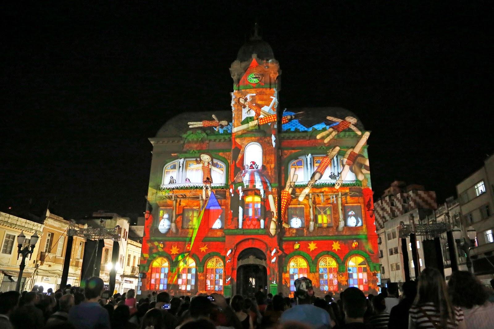 O Natal Luz dos Pinhais de Curitiba