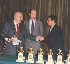 Maillis 1987 Export Award