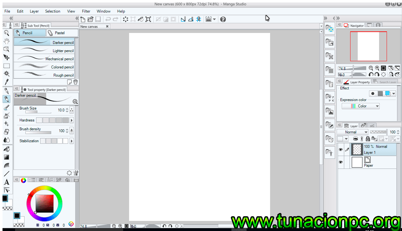 Descargar Manga Studio