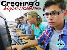 Create a digital, 1:1 classroom with the Daring English Teacher and SMARTePlans.