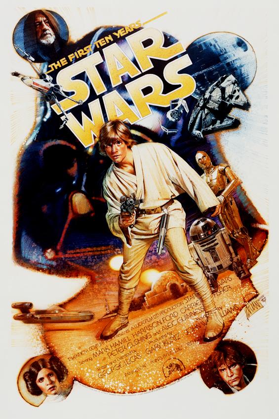 638bc30a3 The Geeky Nerfherder: Disney Has Asked Drew Struzan To Do The ...