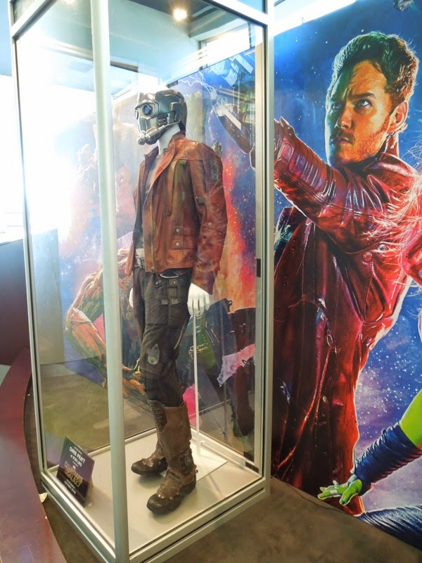 Guardians of the Galaxy StarLord movie costume