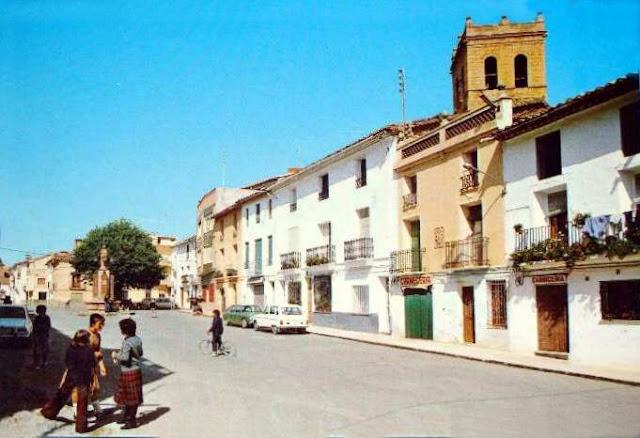 Aras de los Olmos (Valencia).
