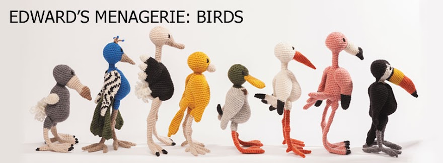 Meet my menagerie: Here come the birds