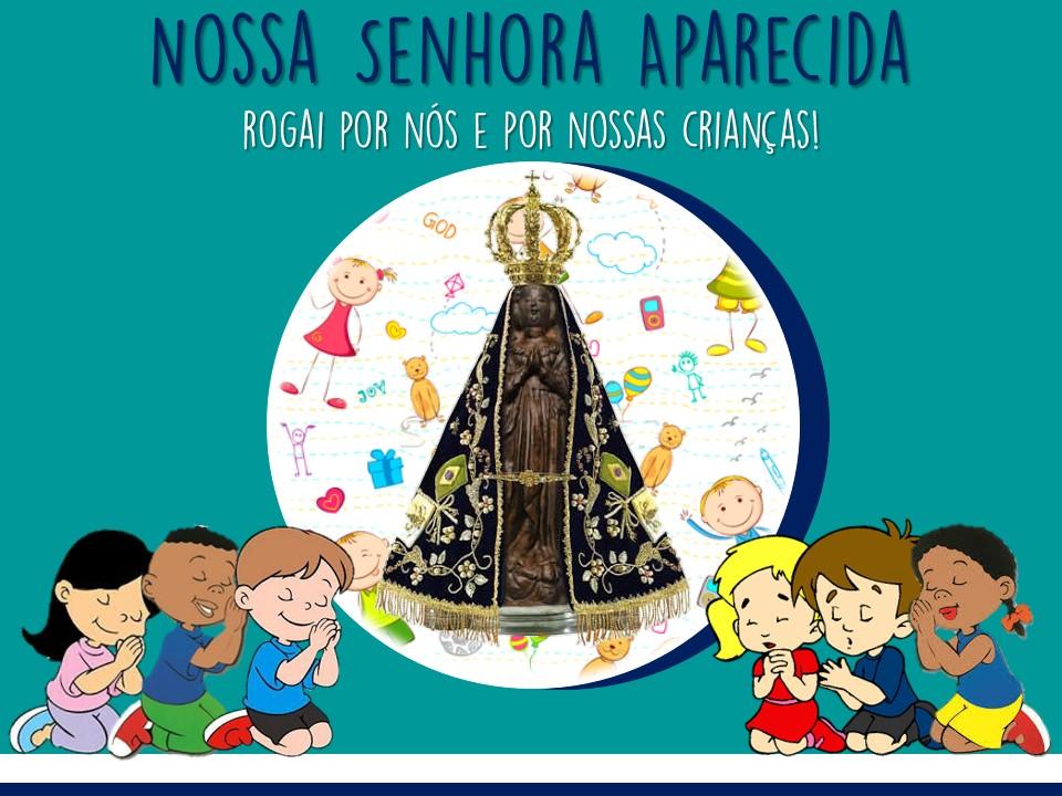 Nossa Senhora Aparecida Mãe Das Crianças: Seminário Maria Mãe Da Igreja