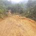 Lluvias  deja dos derrumbes en la zona alta de Tapachula