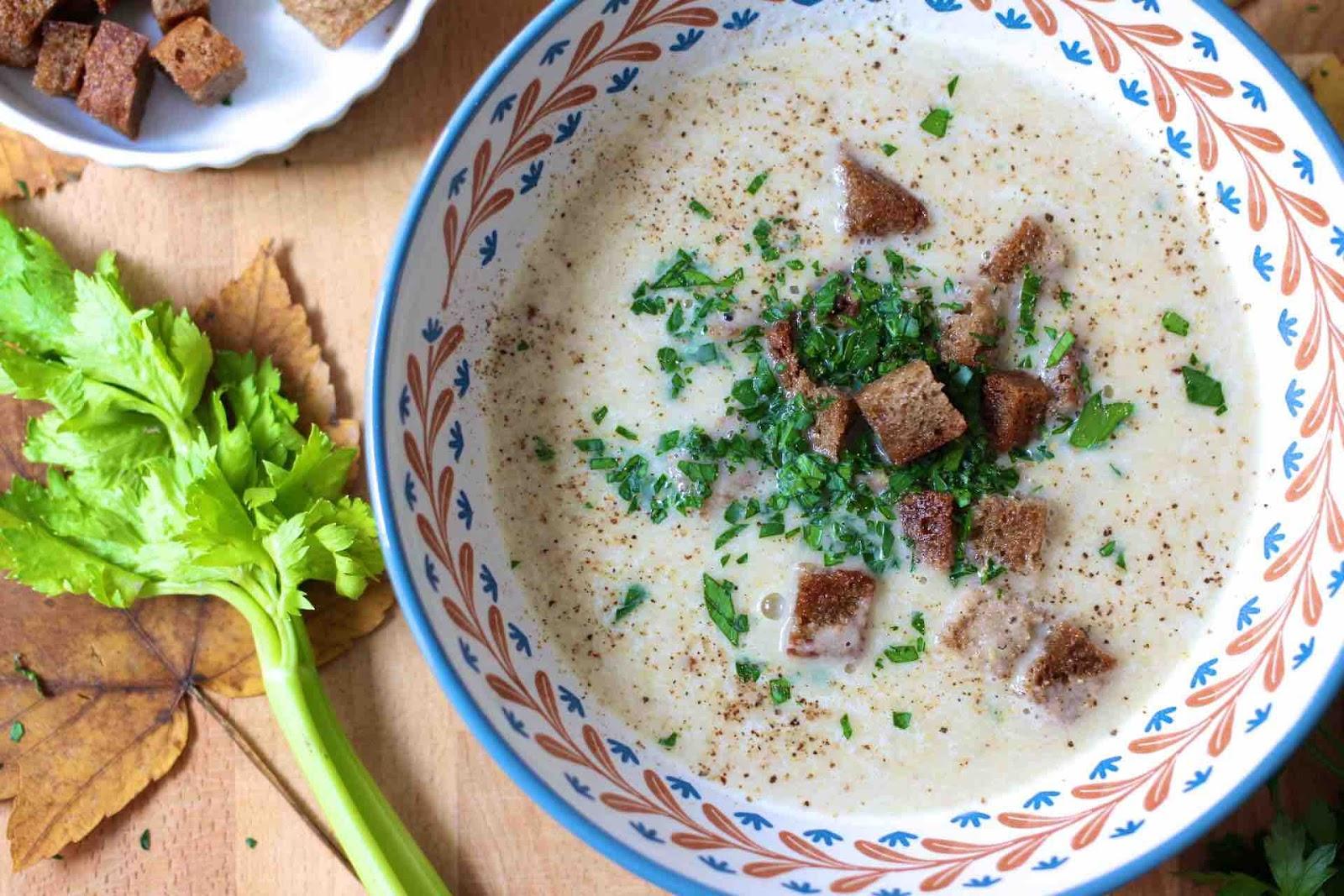 Maronensuppe Rezept
