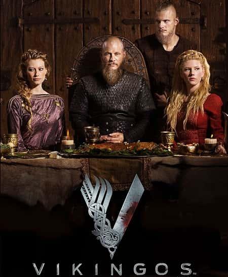Vikingos Temporada 4 Capitulo 8 Latino