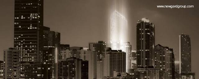 Edificios y torres de Miami