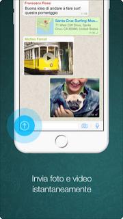 WhatsApp Messenger l'app si aggiorna alla vers 2.18.92