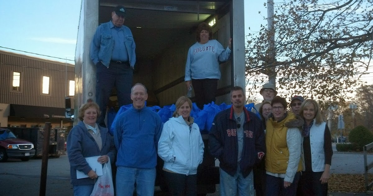 Food Pantry Distribution Center In Foothill Ranch