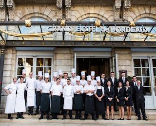#estrellamichelin, #gastronomia, #Intercontinental, #Bordeaux
