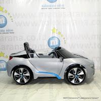 Mobil Mainan Aki Junior W480 BMW i8 Lisensi