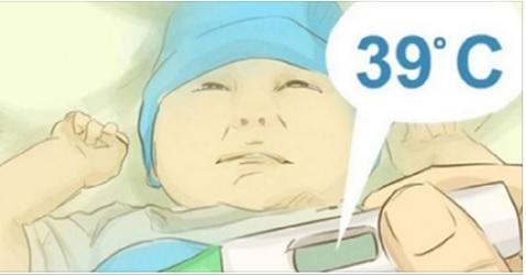 ¡Si no tienes niños pequeños al menos compártelo! Baja la fiebre de un niño sin medicamentos en menos de 4 minutos!