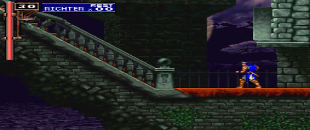 Castlevania: Symphony of the Night - PSX - Captura 1