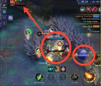 Cara Menghidupkan Teman Yang Mati di Mode Survival Mobile Legends