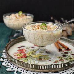 Receta para preparar dulce de arroz integral con leche