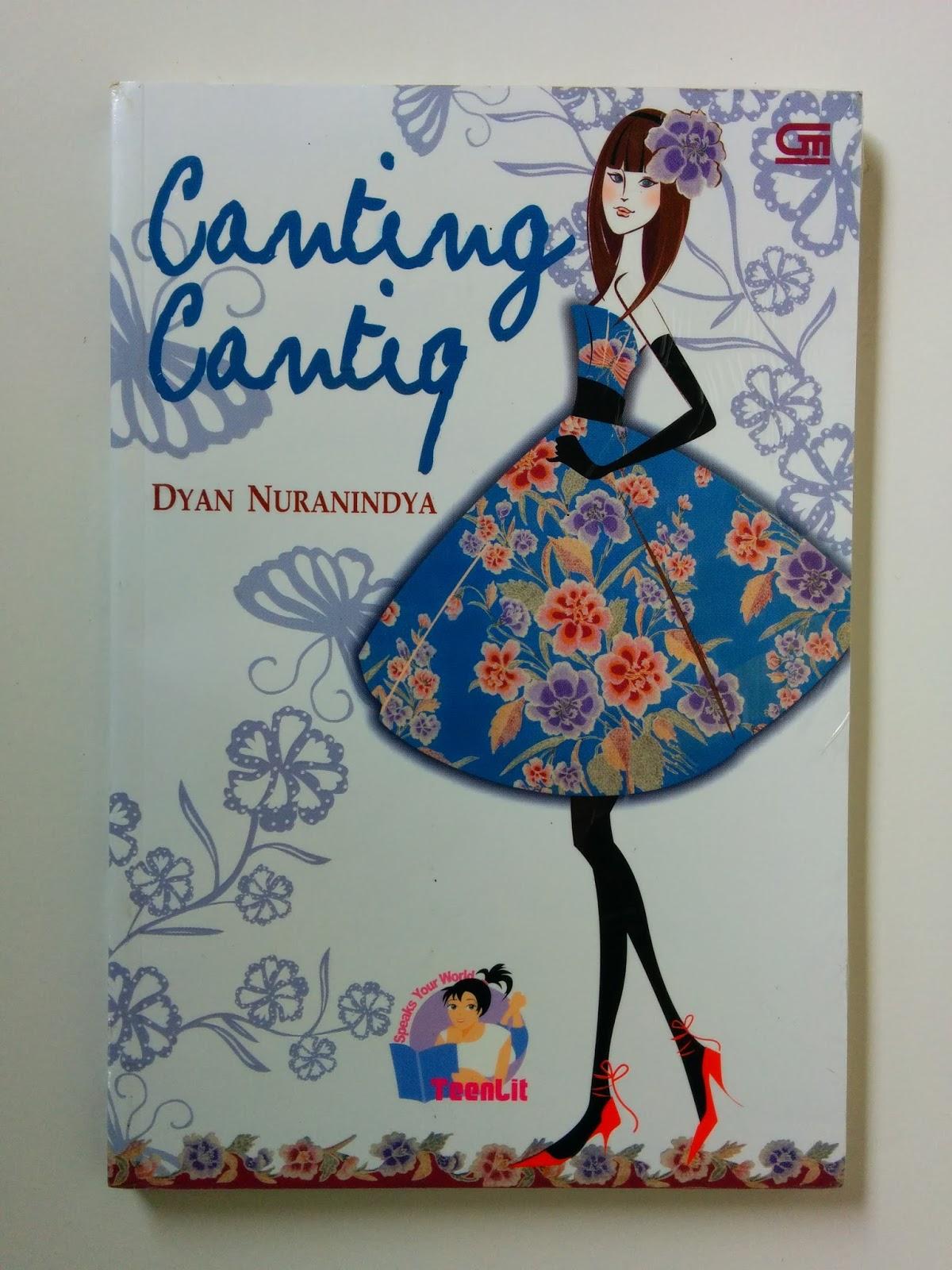 NOVEL CANTING CANTIQ EBOOK
