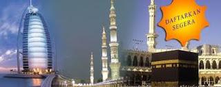 Umrah Plus Dubai 2012 (9 Hari)