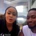 Nina and Miracle reconcile in Ghana (video)