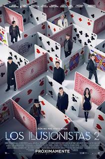 Los Ilusionistas 2 / Ahora me ves 2 / Now You See Me 2 (2016) Online