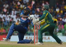 Cricket highlights SA vs SL 5th ODI 2019 live score