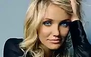 Cameron Diaz beautiful and popular actresses