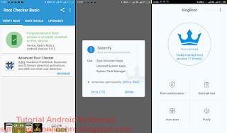 Jika kalian kesulitan Root smartphone android kalian ada cara alternatif menggunakan King Cara Termudah Root Android Lollipop, Marshmallow, Kitkat, Jellybean Tanpa PC Dengan Kingroot