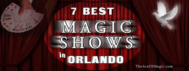 7 Best Magic Shows in Orlando, Florida